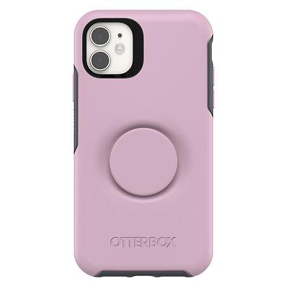 OtterBox Symmetry Series Otter + Pop iPhone 11, Mauvelous
