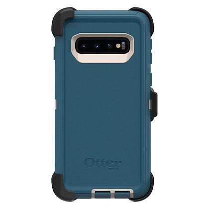 OtterBox Defender Galaxy S10, Big Sur (Beige/Corsair)