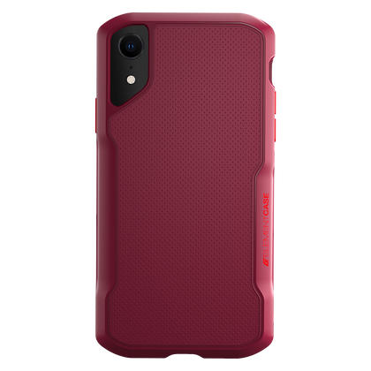 Element Case iPhone XR Shadow, Red