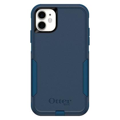 OtterBox Commuter Series iPhone 11, Bespoke Way (Blue/Blue)