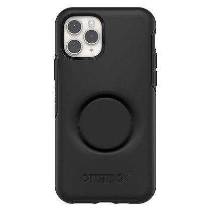 OtterBox Symmetry Series Otter + Pop iPhone 11 Pro, Black