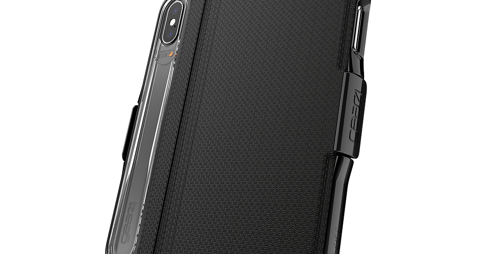 Gear4 iPhone X/Xs Oxford, Black