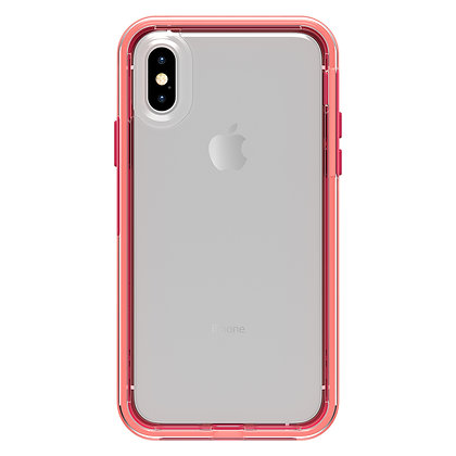 LifeProof Slam Series iPhone Xs, Coral Sunset