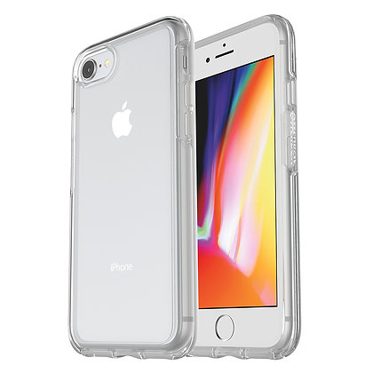 OtterBox Symmetry Clear Series iPhone SE/8, Clear