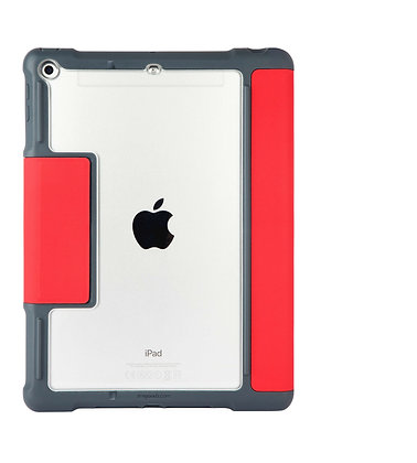 STMiPad 9.7 inches 2018 Dux Plus Duo with Pencil Holder Red