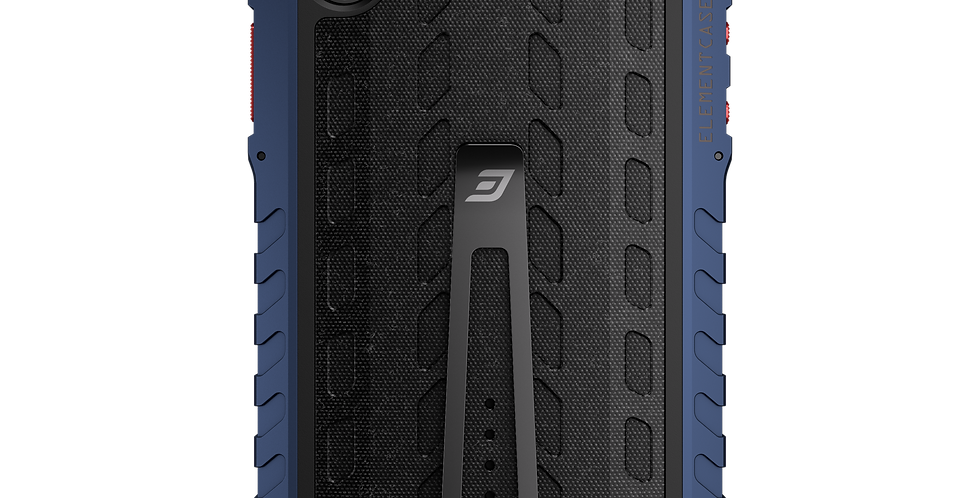 Element Case iPhone X Black Ops, Navy (Limited Edition)