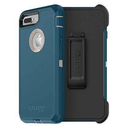 OtterBox Defender Series iPhone 8 Plus , Big Sur (Beige/Corsair)