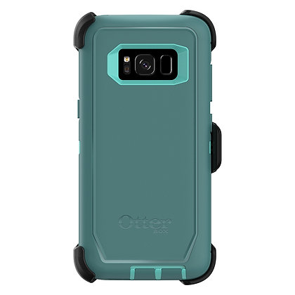 OtterBox Defender Galaxy S8, Aqua Mint Way (Mint/Green)