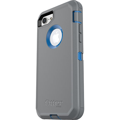 OtterBox Defender Series iPhone 7/8/SE, Marathoner (Blue/Grey)