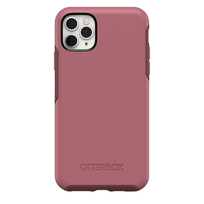 OtterBox Symmetry iPhone 11 Pro Max, Beguiled Rose (Rose/Rhododendron)