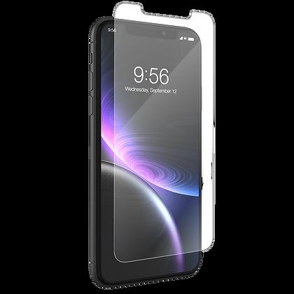 InvisibleShield GlassPlus iPhone XR, Case Friendly Screen