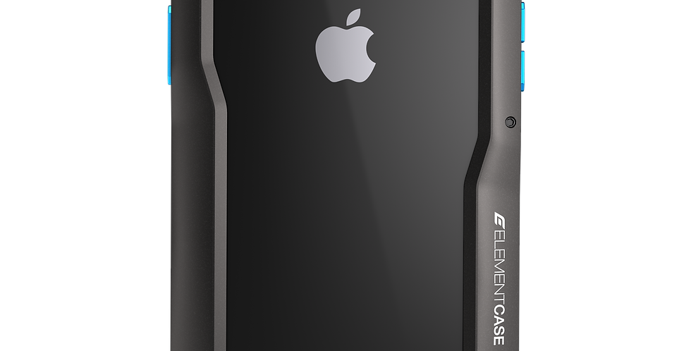 Element Case iPhone XR Vapor S, Black