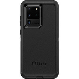 OtterBox Defender Samsung Galaxy S20 Ultra 5G, Black