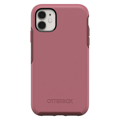 OtterBox Symmetry Series iPhone 11, Beguiled Rose (Rose/Rhododendron)
