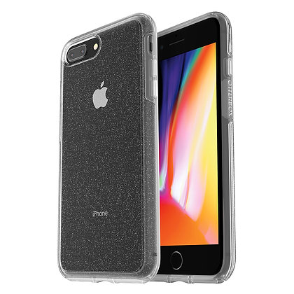 OtterBox Symmetry Clear iPhone 8 Plus, Stardust