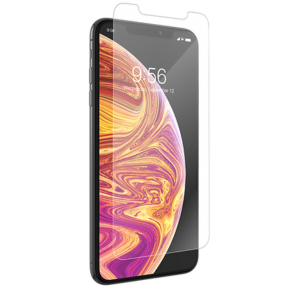InvisibleShield GlassPlus, Anti-Glare Smudge Screen iPhone Xs Max