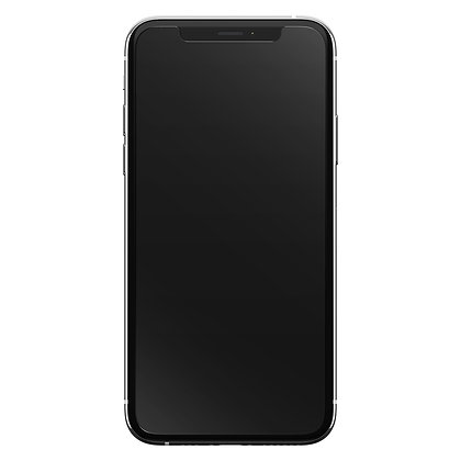 OtterBox Alpha Glass iPhone X, Clearly Protected