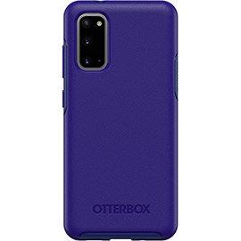 OtterBox Symmetry Series Galaxy S20, Sapphire Secret