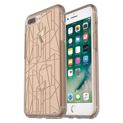 OtterBox Symmetry Clear Series iPhone 7/8 Plus, Graphic Drop Me A Line