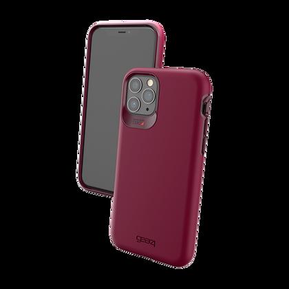 Gear4 Holborn iPhone 11 Pro Case, Burgundy