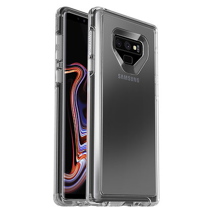 OtterBox Symmetry Samsung Galaxy Note 9, Clear