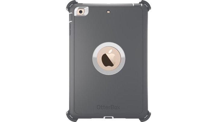OtterBox Defender iPad mini 4, Glacier (White/Gunmetal)