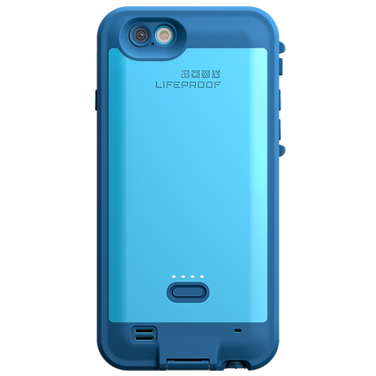 LifeProof Fre Power Case iPhone 6s/6, Base Jump Blue