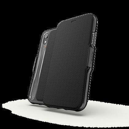 Gear4 Oxford iPhone XR Case, Black