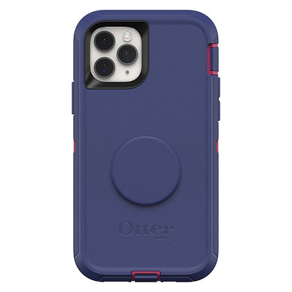 OtterBox Defender Series Otter + Pop iPhone 11 Pro, Grape Jelly