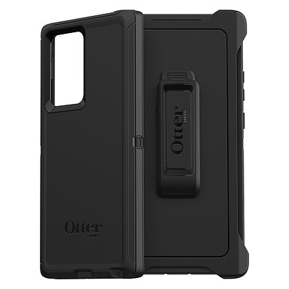 OtterBox Galaxy Note20 Ultra 5G Defender Series, Black
