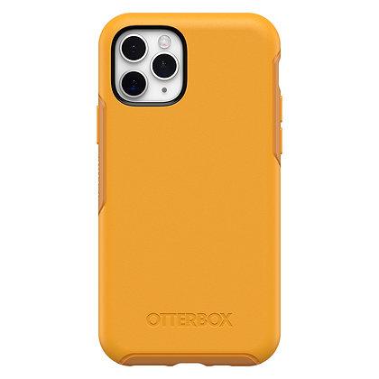 OtterBox Symmetry Series iPhone 11 Pro, Aspen Gleam (Citrus/Sunflower)