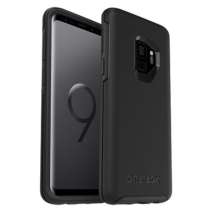 OtterBox Symmetry Samsung Galaxy S9, Black