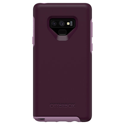 OtterBox Symmetry Series Galaxy Note 9, Tonic Violet (Bloom/Lavender)