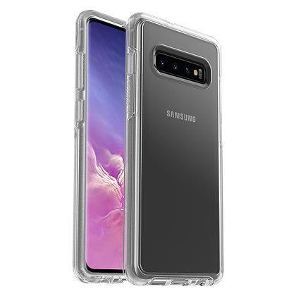OtterBox Symmetry Clear Samsung Galaxy S10+, Clear