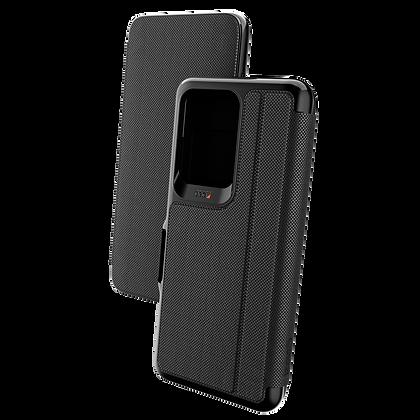 Gear4 Oxford Eco Galaxy S20 Ultra 5G Case, Black