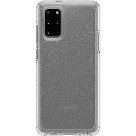 OtterBox Symmetry Clear Samsung Galaxy S20+, Stardust (Flake/Clear)