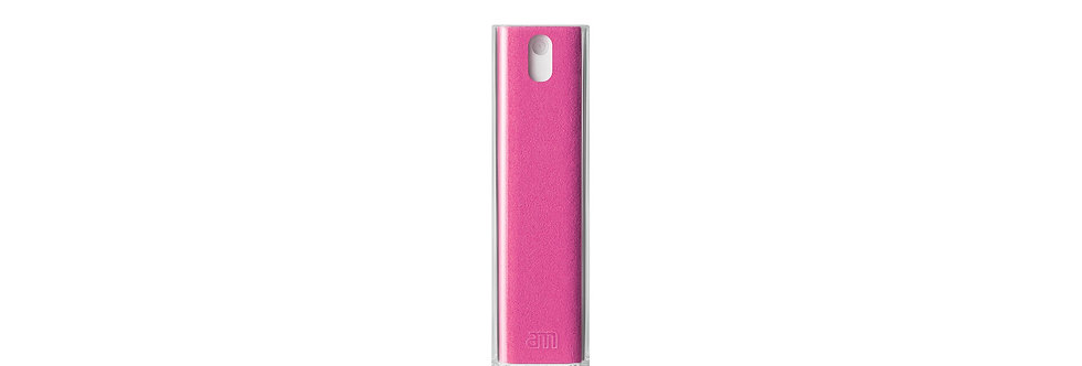 AM Get Clean Mist with Sleeve, Pink