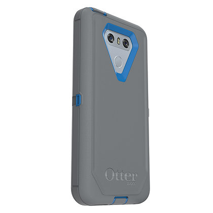 OtterBox Defender Series LG G6, Marathoner (Blue/Grey)