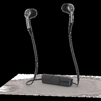 iFrogz Audio Plugz Wireless Earbuds, Silver