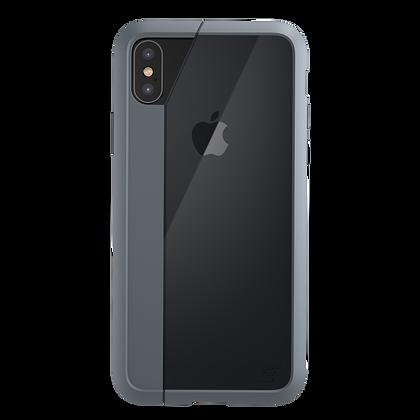 "Element Case iPhone Xs Max 6.5"" Illusion, Grey"