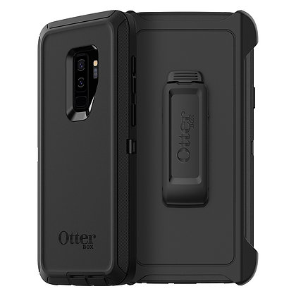 OtterBox Defender Samsung Galaxy S9+, Black