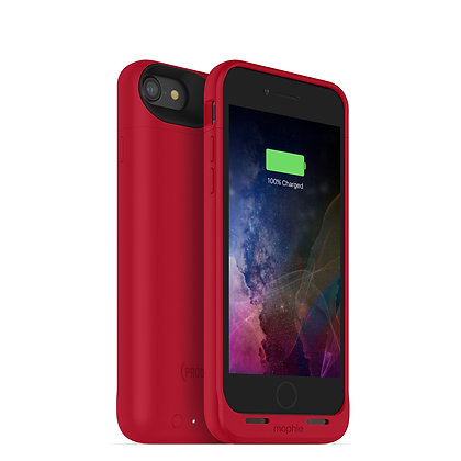 Mophie JP ACF Wireless Battery Case  iPhone 7/8, Red