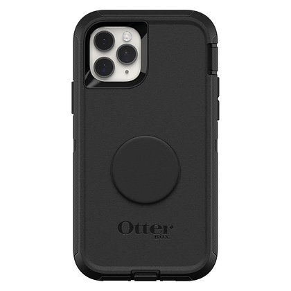 OtterBox Defender Series Otter + Pop iPhone 11 Pro, Black