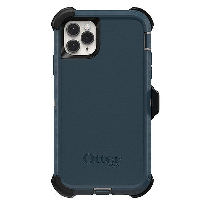 OtterBox Defender Series iPhone 11 Pro Max, Gone Fishin (Wet/Blue)