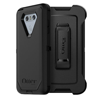 OtterBox Defender Series LG G6, Black
