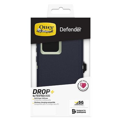 OtterBox Samsung Galaxy Note20 Ultra 5G Defender Series, Varsity Blues