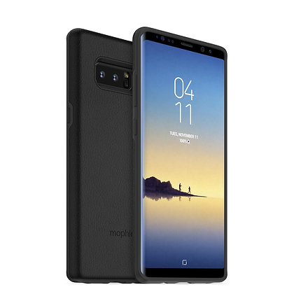 Mophie Charge Force Case Samsung Galaxy Note 8, Black