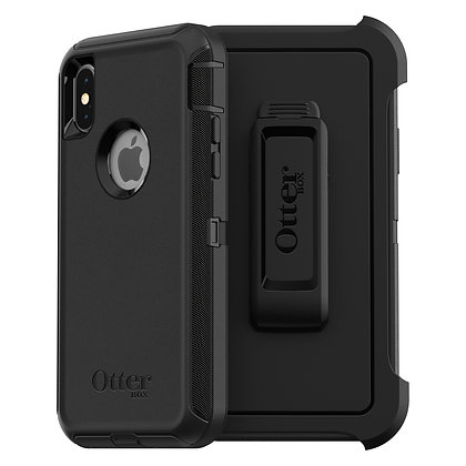 OtterBox Defender Series iPhone Xs, Black