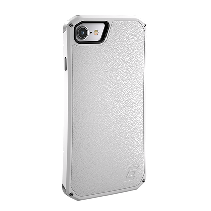 """Element Case iPhone 8 4.7"""" Solace LX, White"""