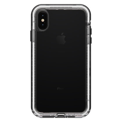 LifeProof Next Series iPhone Xs Max, Black Crystal